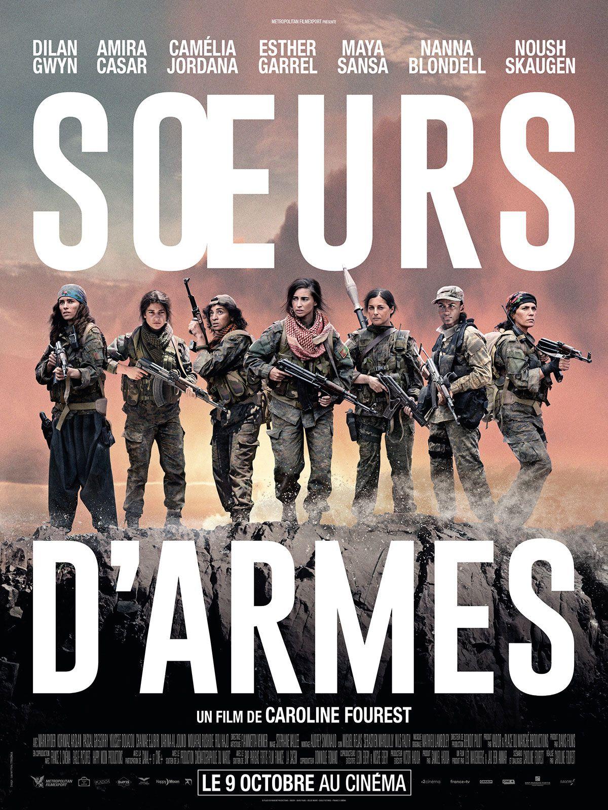 Sœurs d'armes - Film (2019)