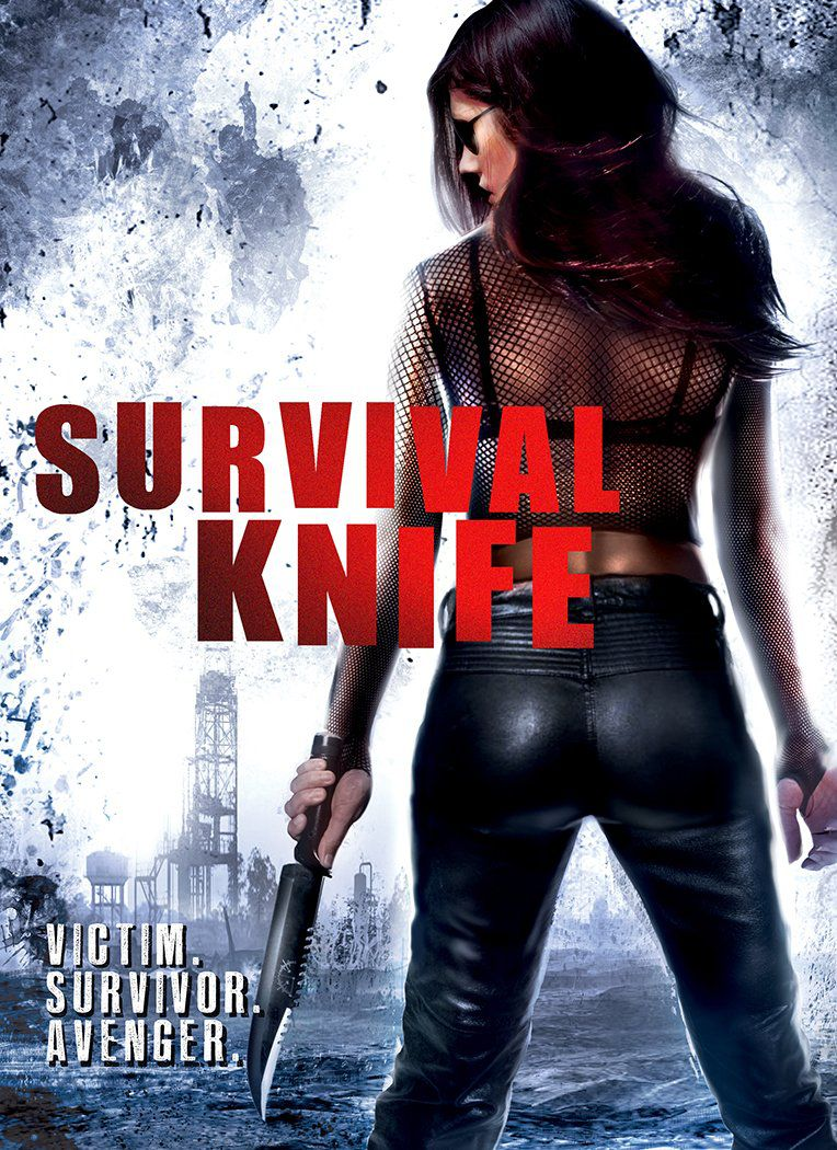 Survival Knife - Film (2016)