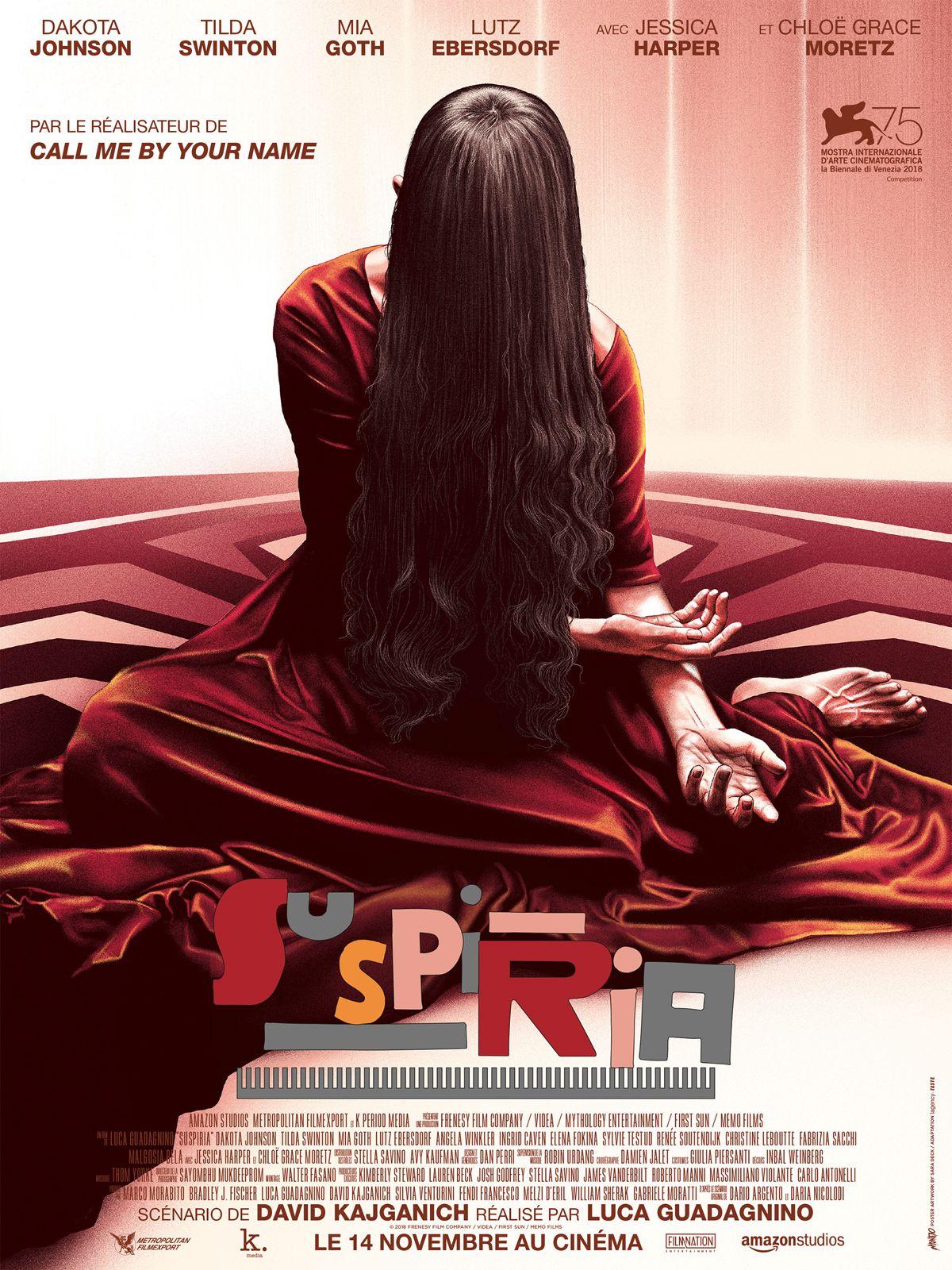 Suspiria - Film (2018)
