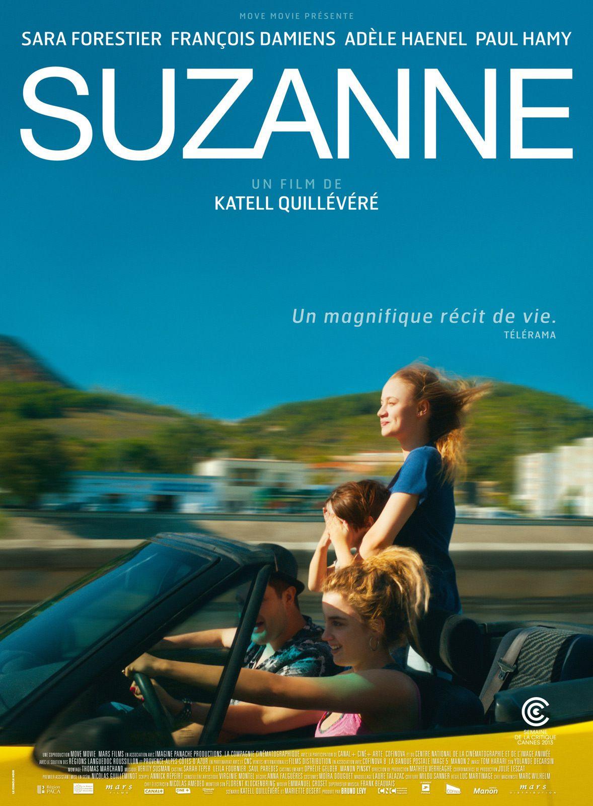 Suzanne - Film (2013)