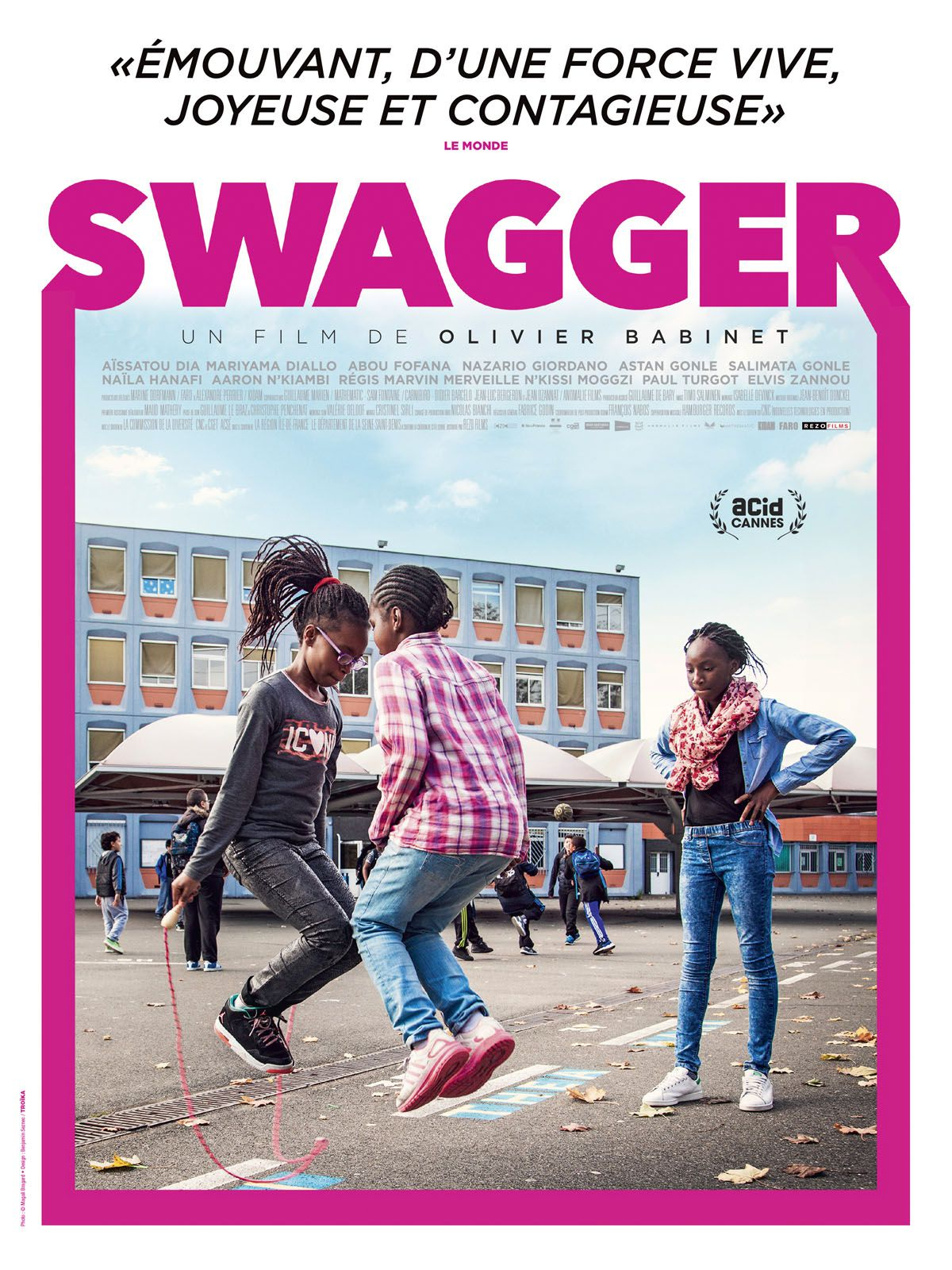 Swagger - Documentaire (2016)