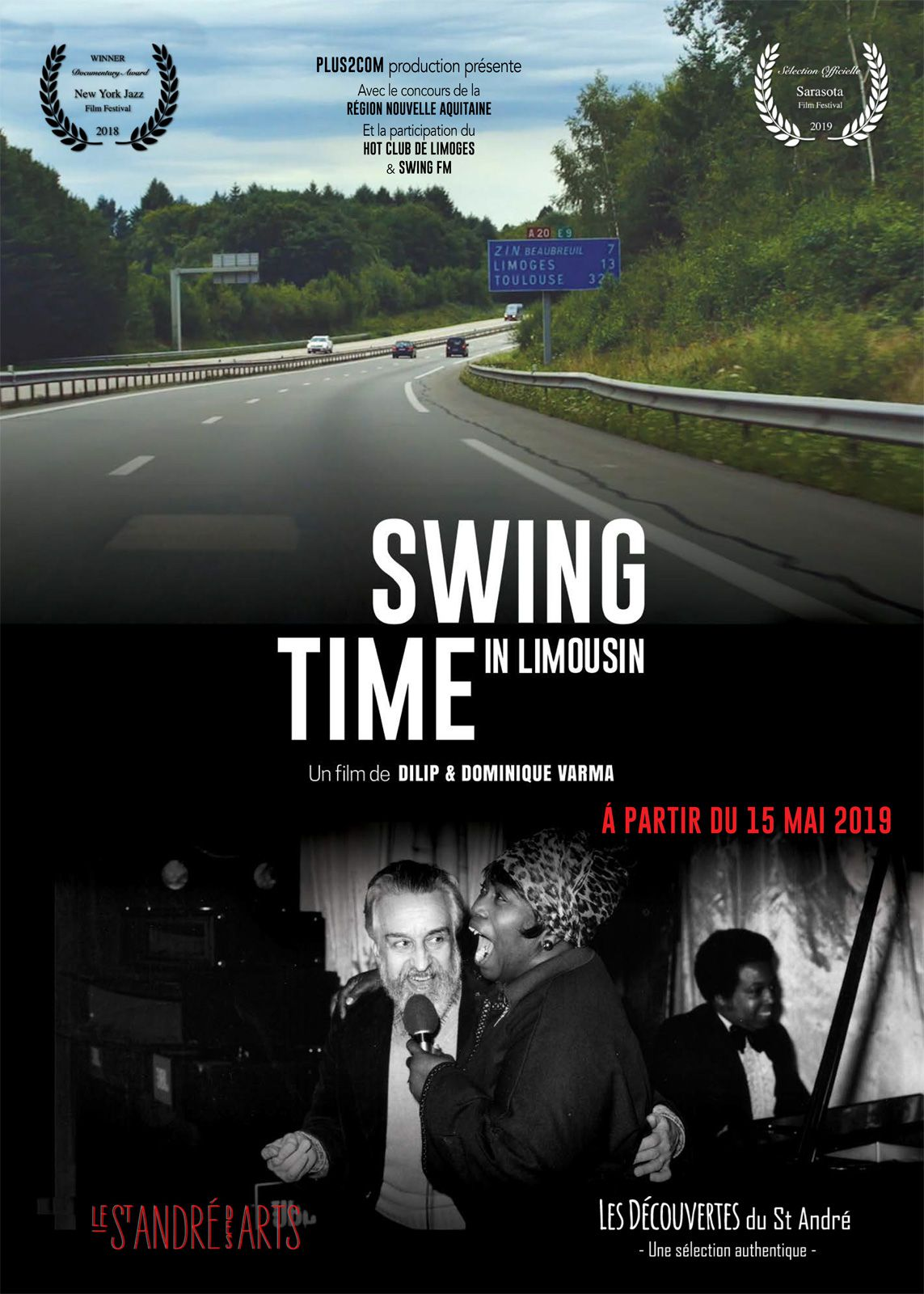 Swing Time in Limousin - Documentaire (2019)