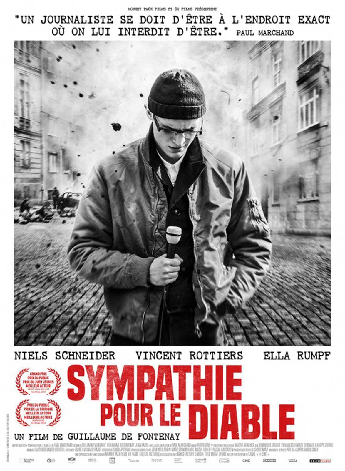Sympathie pour le diable - Film (2019)