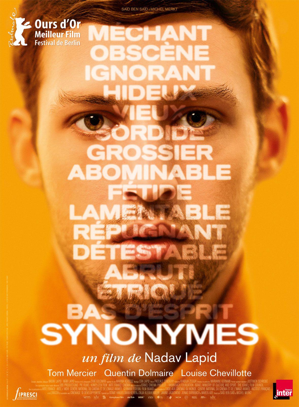 Synonymes - Film (2019)