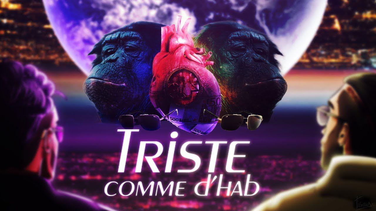 TRISTE COMME D'HAB (Une plongée dans l'univers de PNL) - Documentaire (2019)