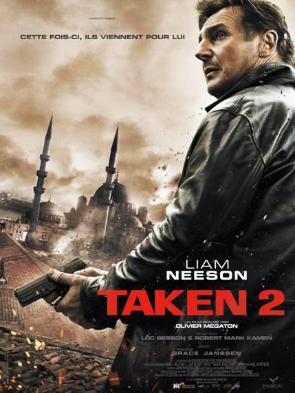 Taken 2 - Film (2012)