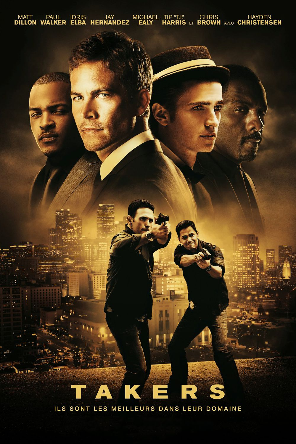 Takers - Film (2010)