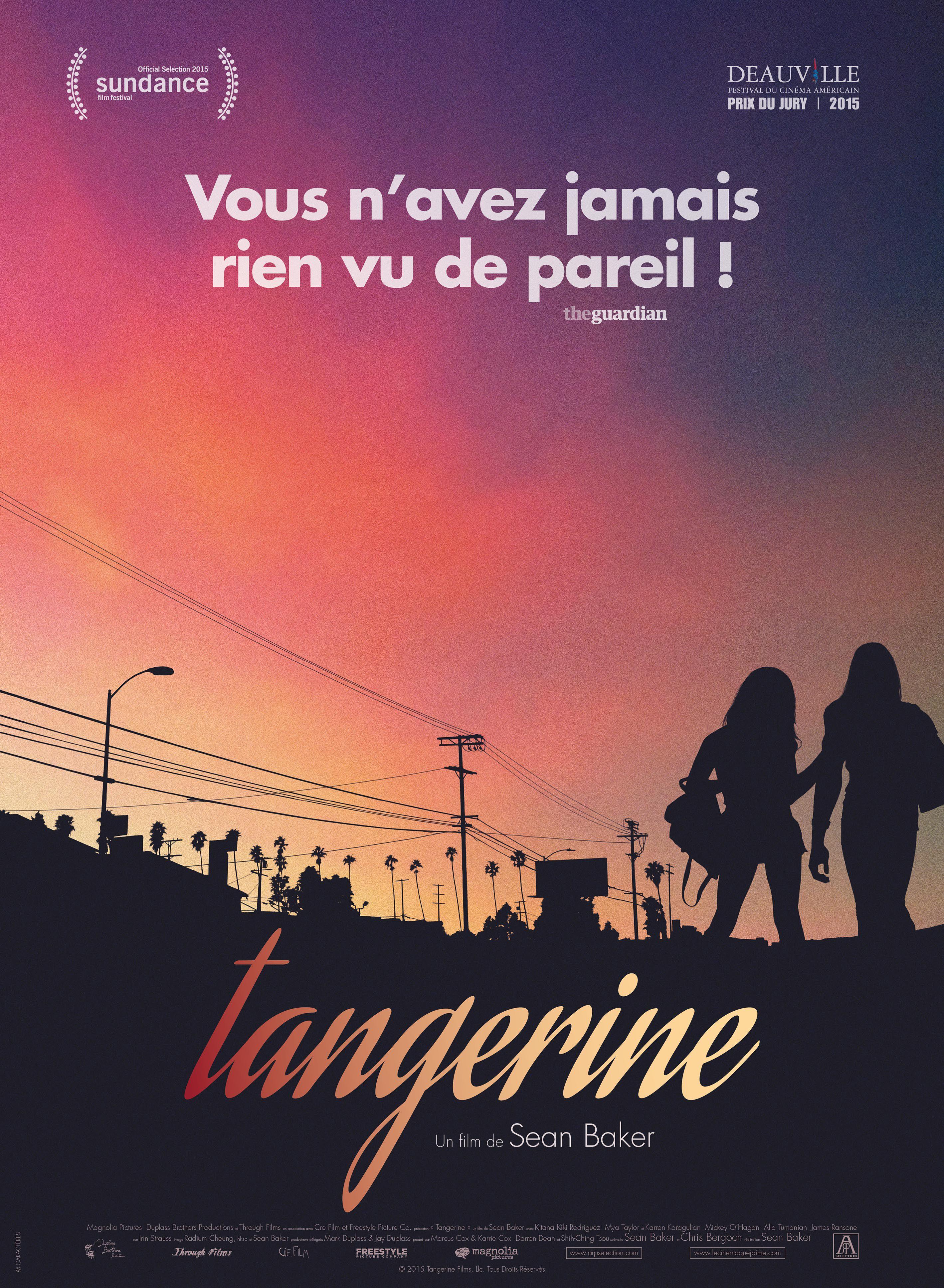 Tangerine - Film (2015)