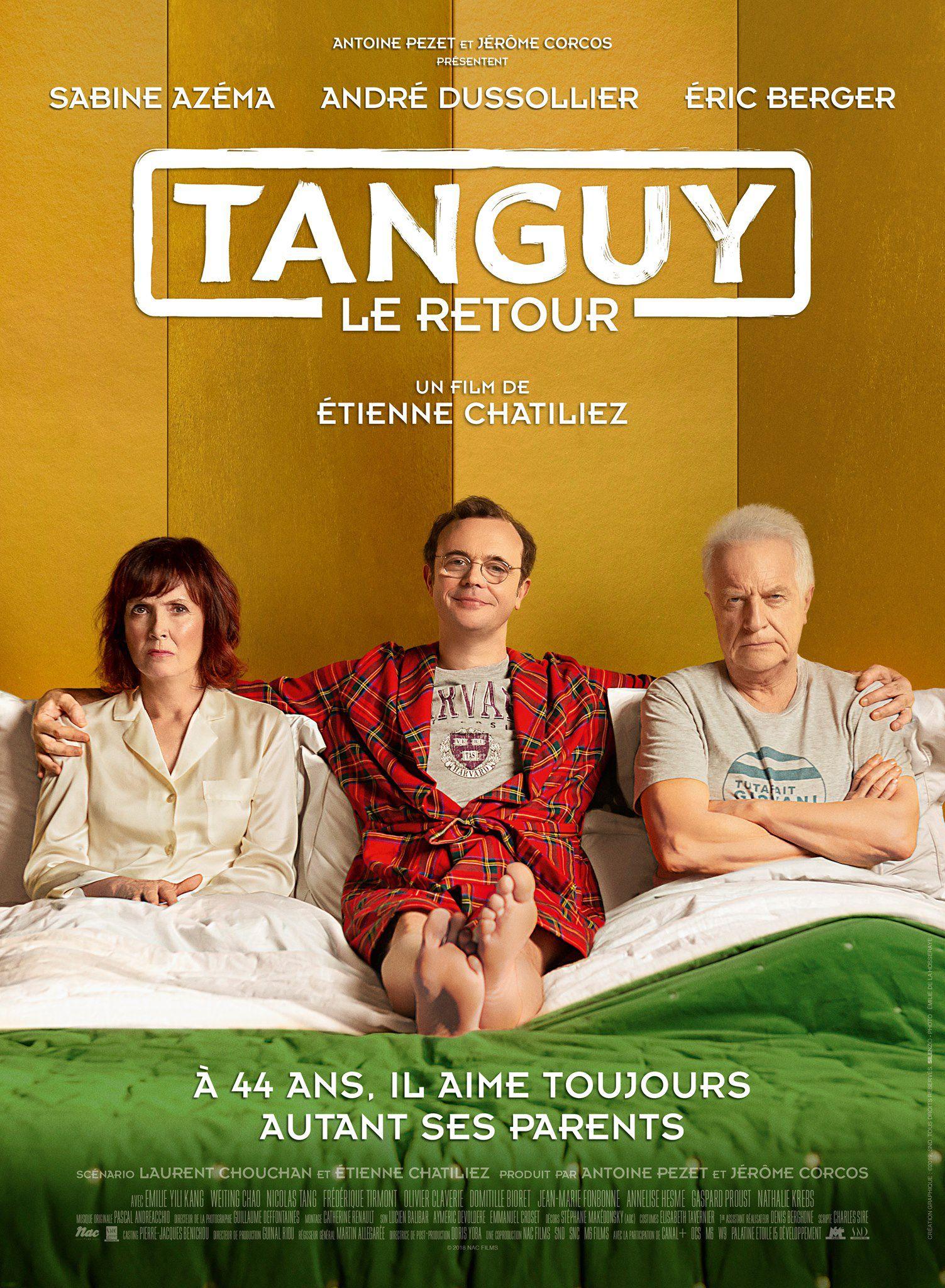 Tanguy, le retour - Film (2019)