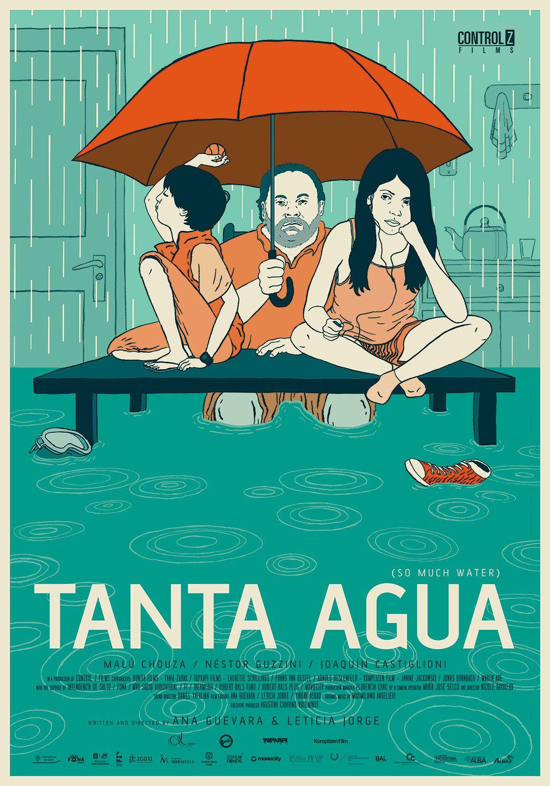 Tanta Agua - Film (2014)
