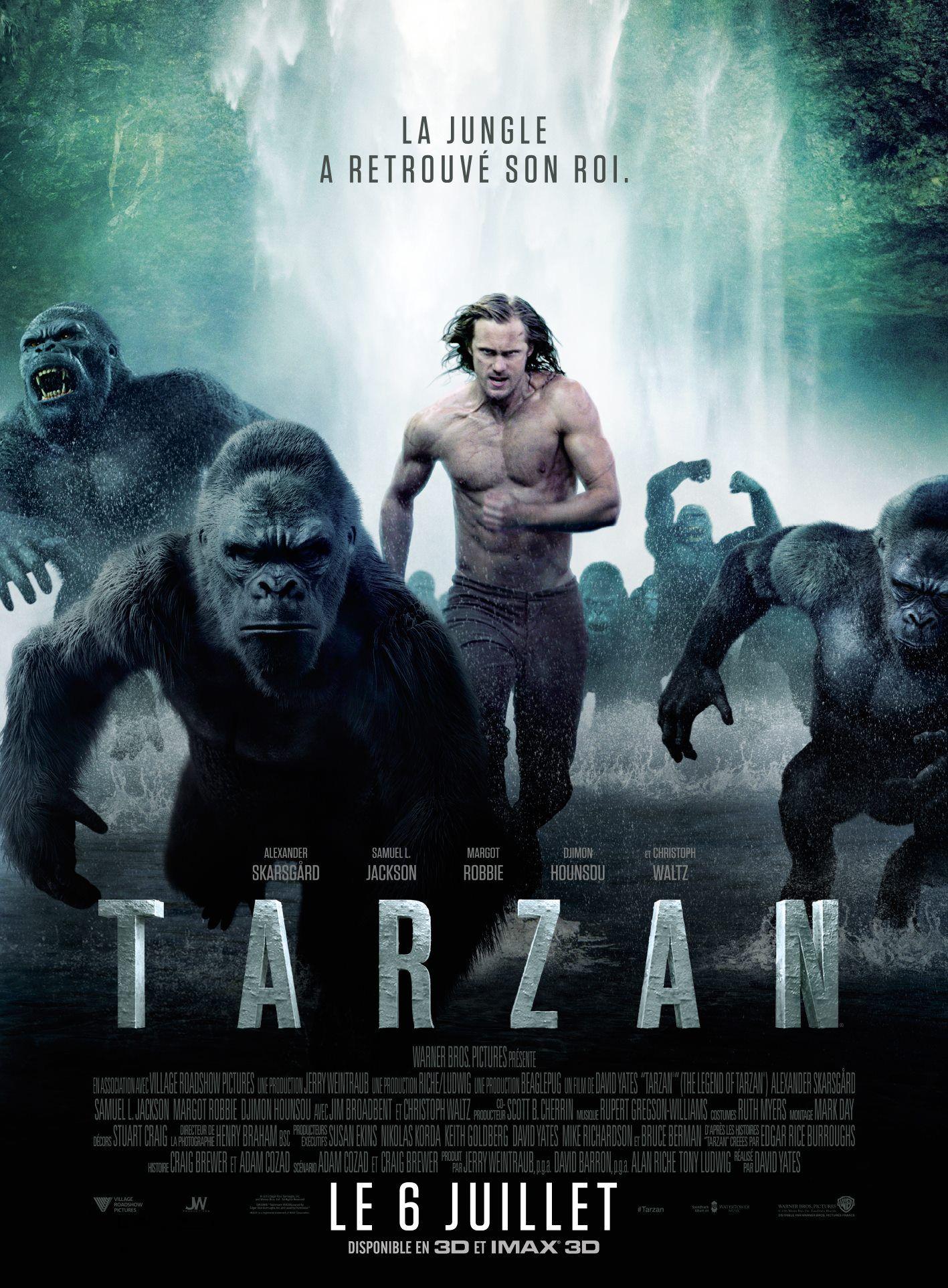 Tarzan - Film (2016)