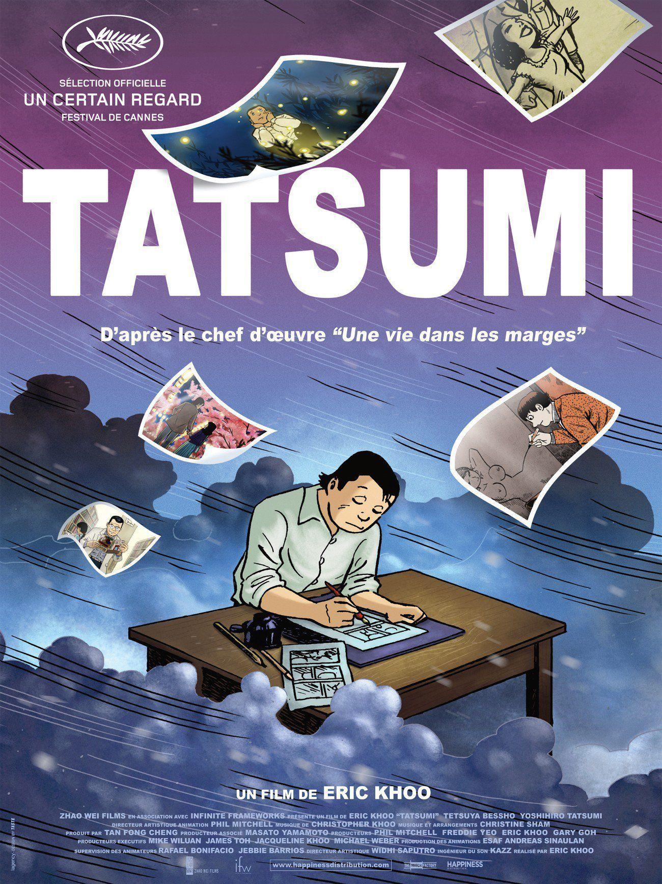 Tatsumi - Long-métrage d'animation (2011)