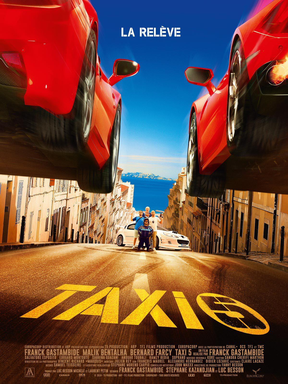 Taxi 5 - Film (2018)