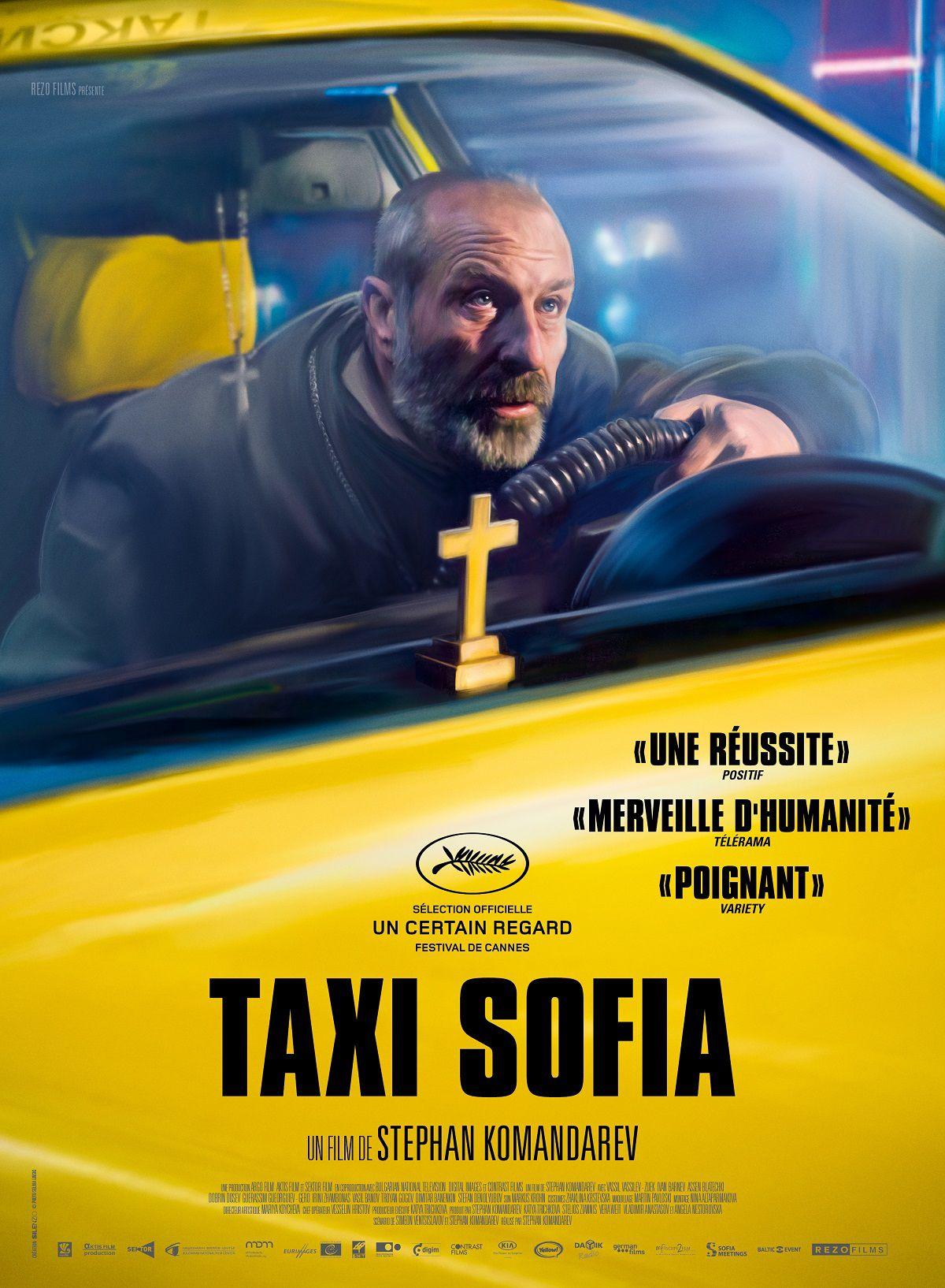 Taxi Sofia - Film (2017)