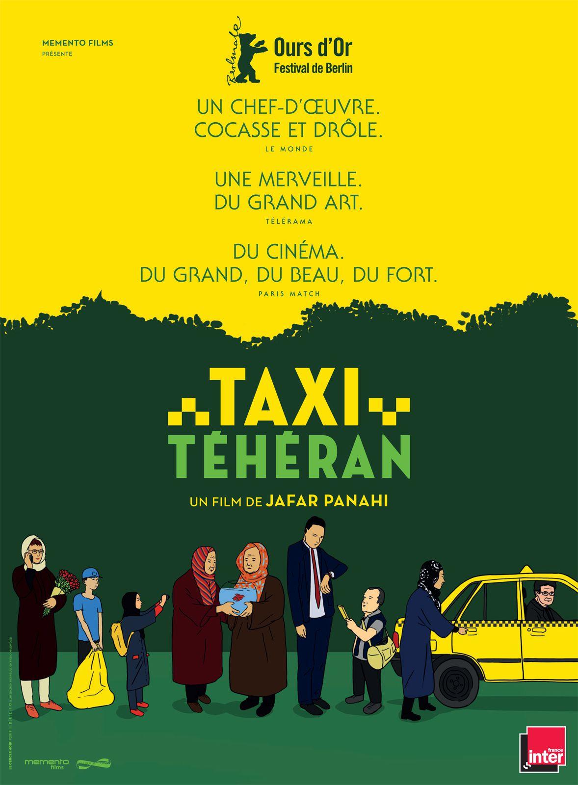 Taxi Téhéran - Film (2015)