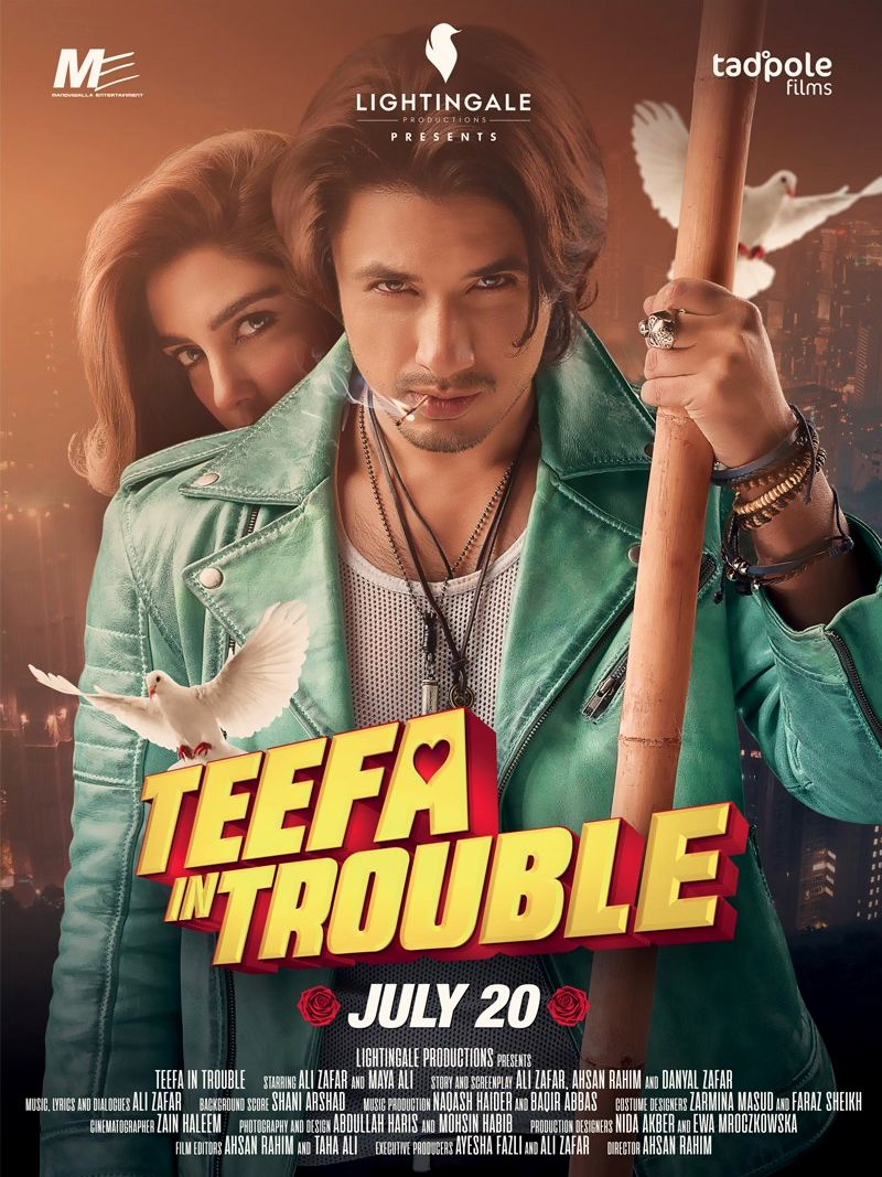 Teefa in Trouble - Film (2018)