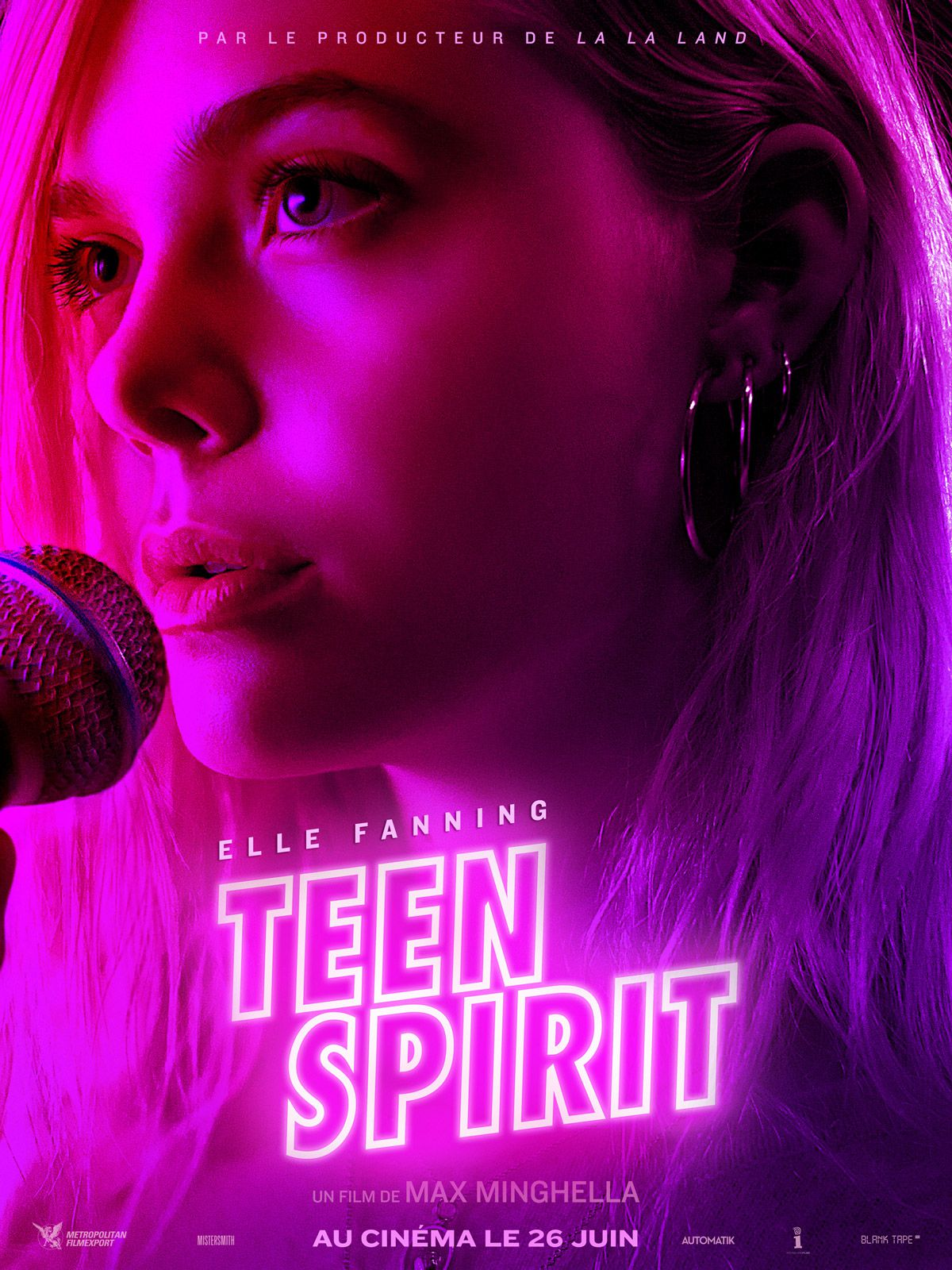 Teen Spirit - Film (2019)