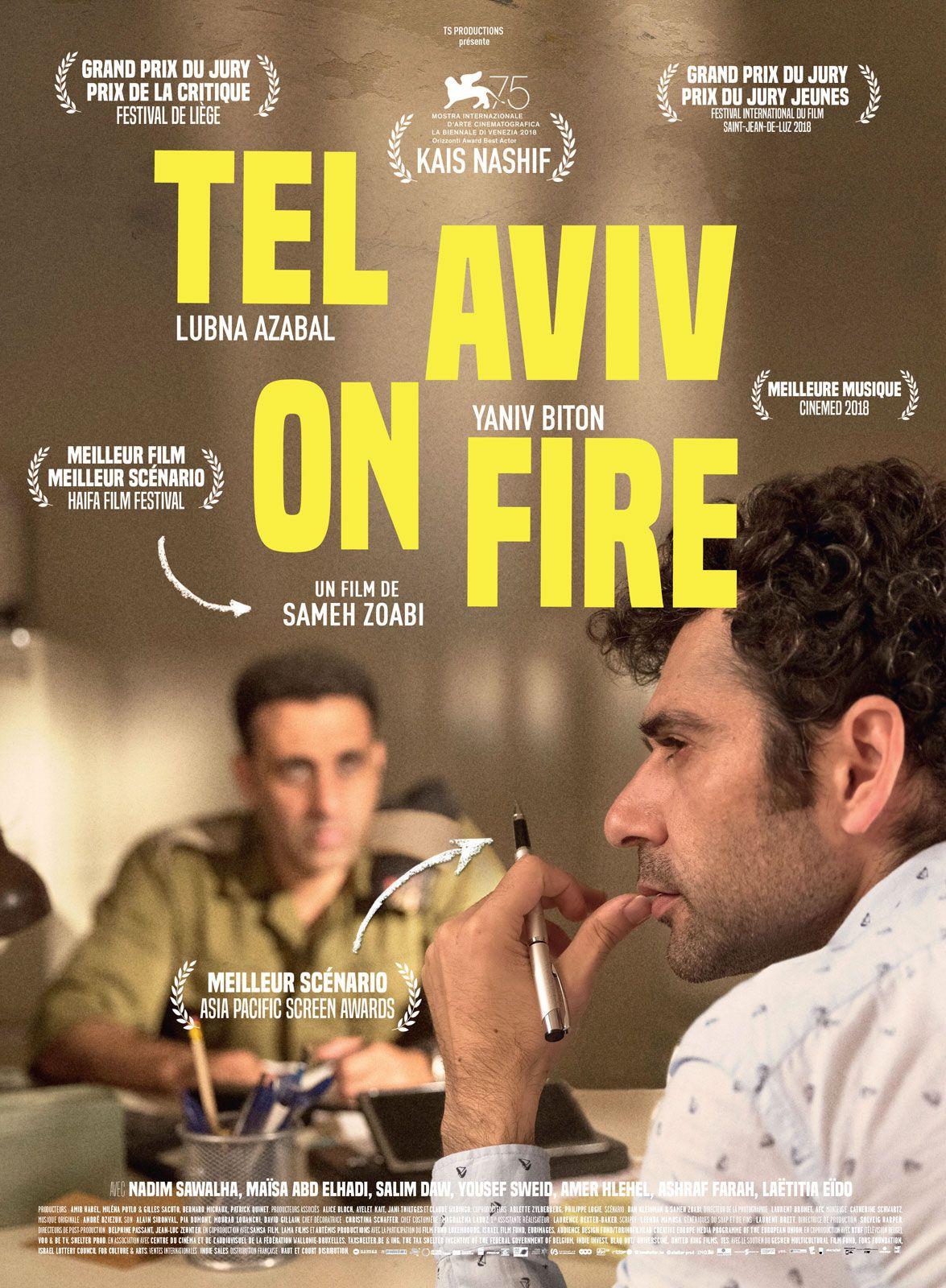 Tel Aviv on Fire - Film (2019)