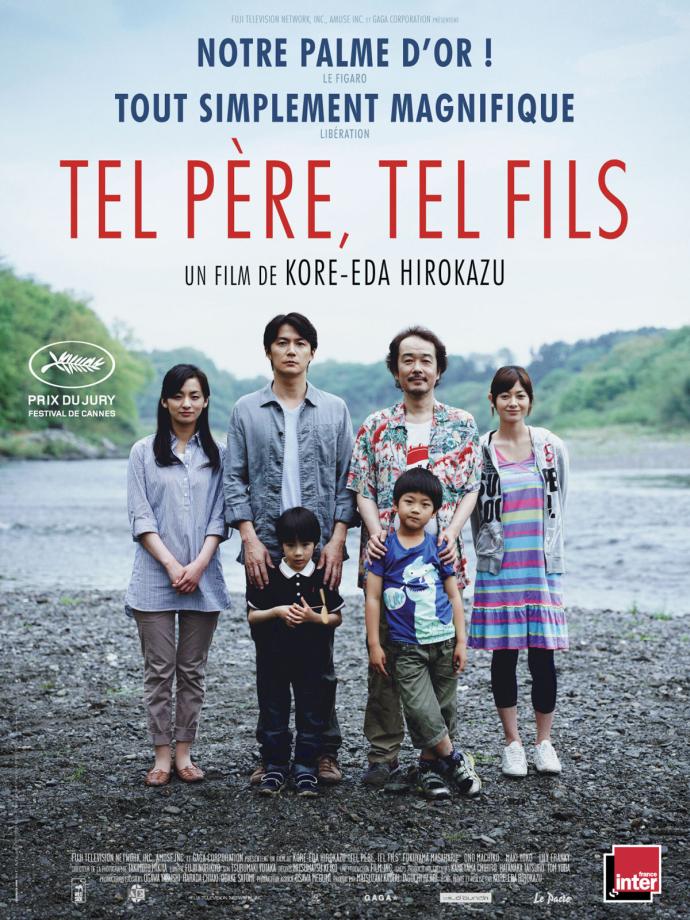 Tel père, tel fils - Film (2013)