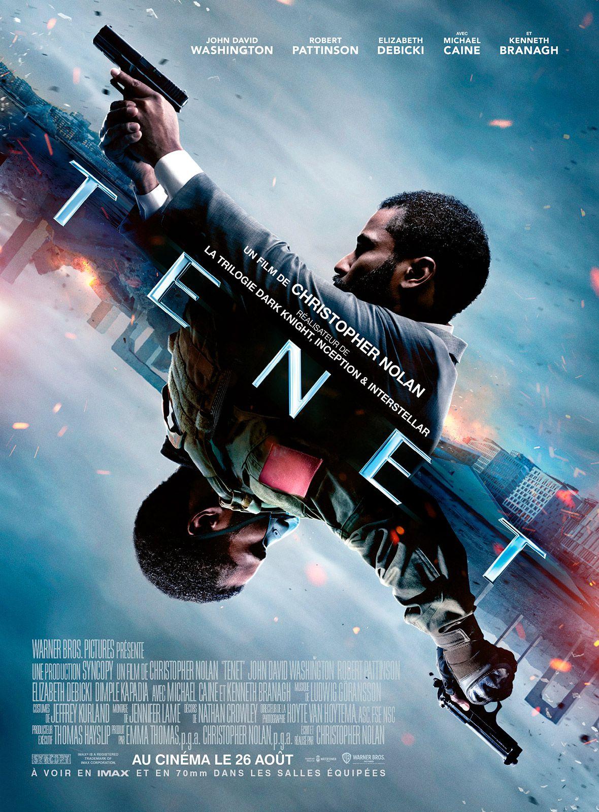 Tenet - Film (2020)