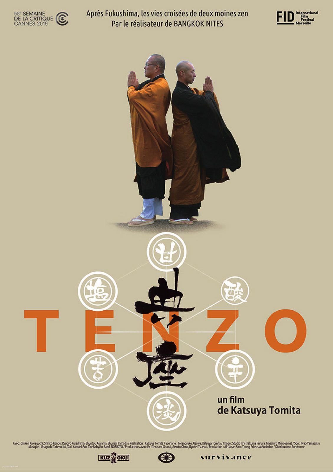 Tenzo - Documentaire (2019)
