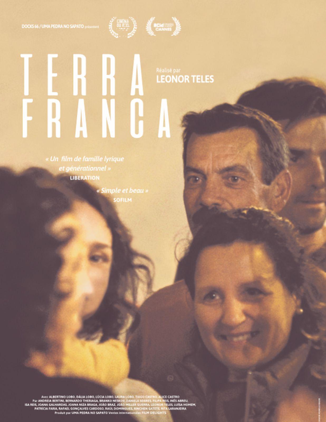Terra Franca - Documentaire (2018)