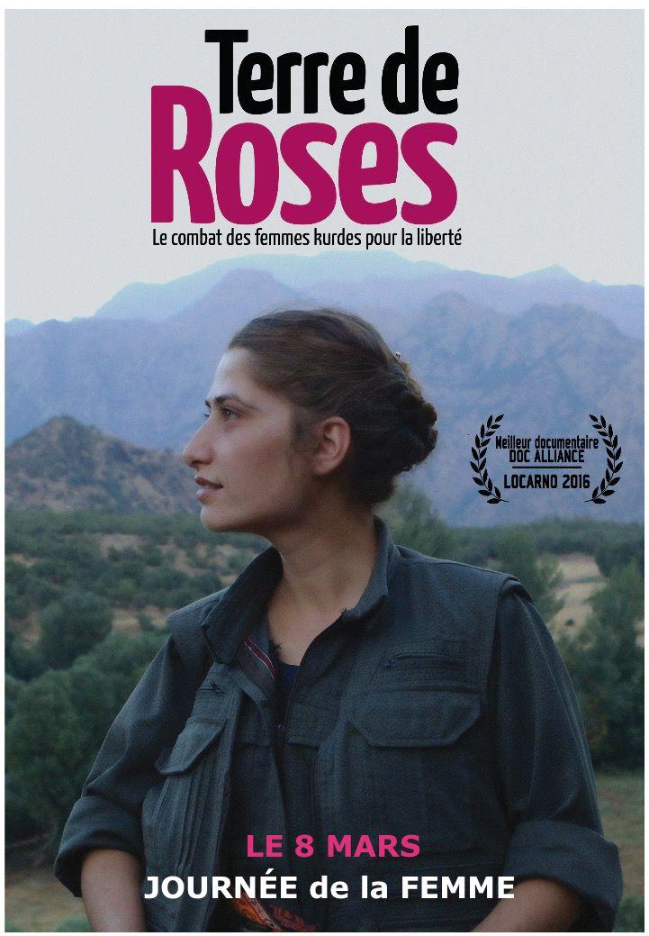 Terre de roses - Documentaire (2016)