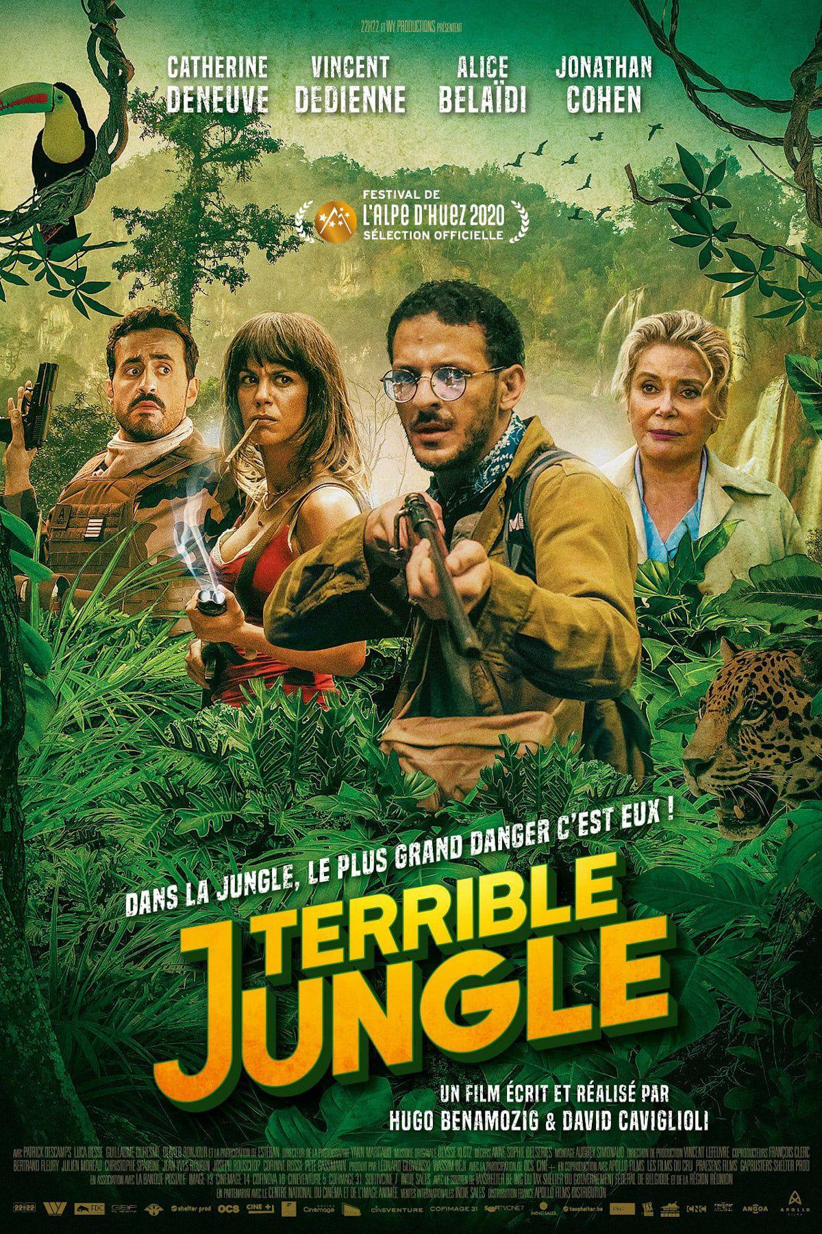 Terrible Jungle - Film (2020)