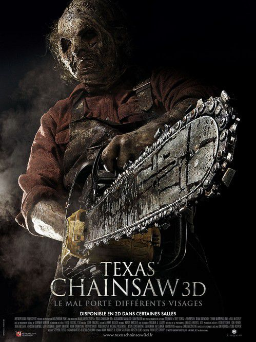 Texas Chainsaw 3D - Film (2013)
