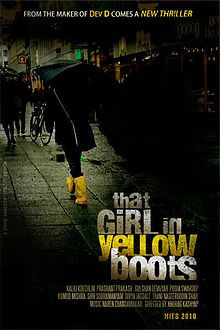 That Girl In Yellow Boots - Film (2011)