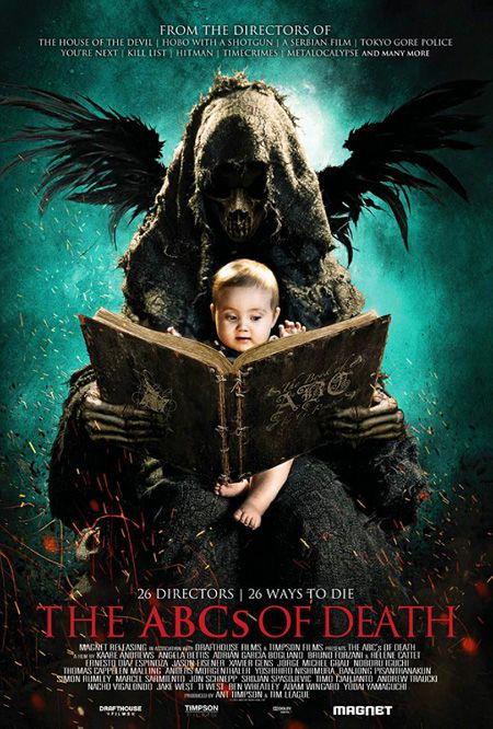 The ABCs of Death - Film (2013)