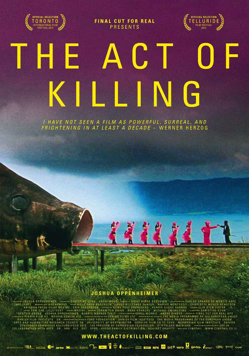 The Act of Killing - Documentaire (2013)
