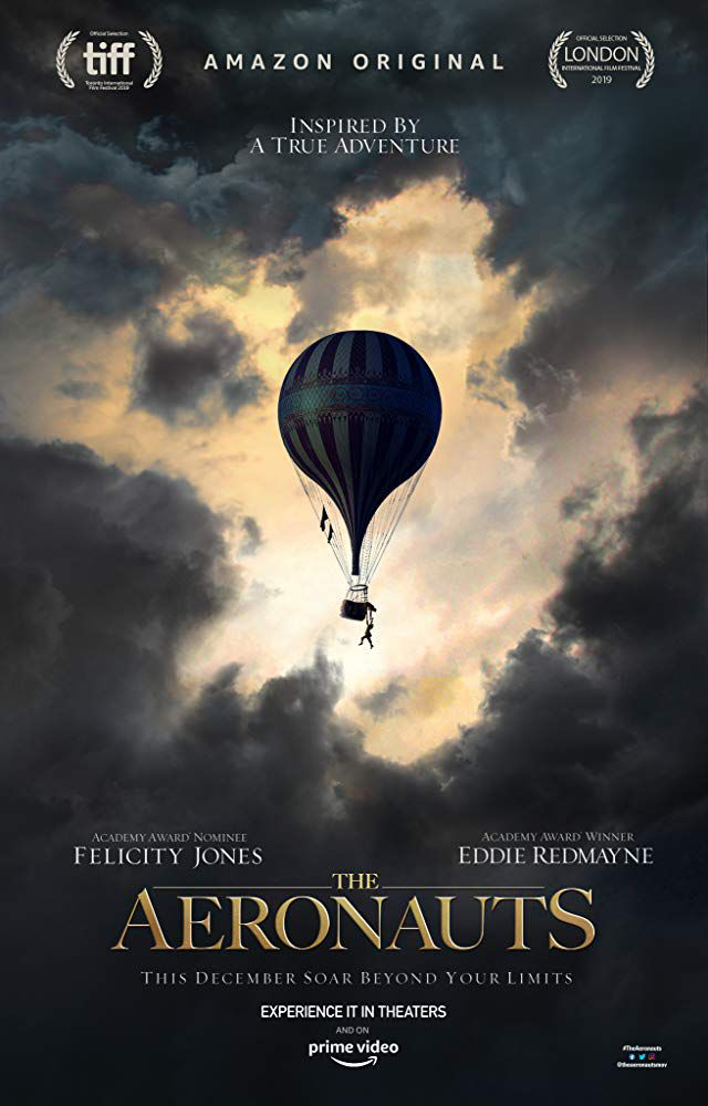The Aeronauts - Film (2019)