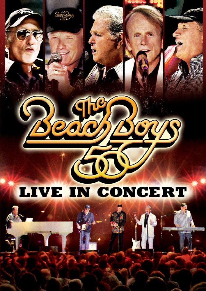 The Beach Boys 50: Live in Concert - Film (2012)