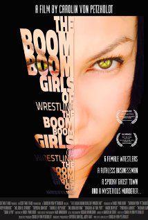 The Boom Boom Girls of Wrestling - Film (2015)