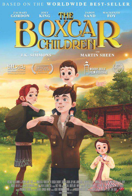 The Boxcar Children - Long-métrage d'animation (2014)