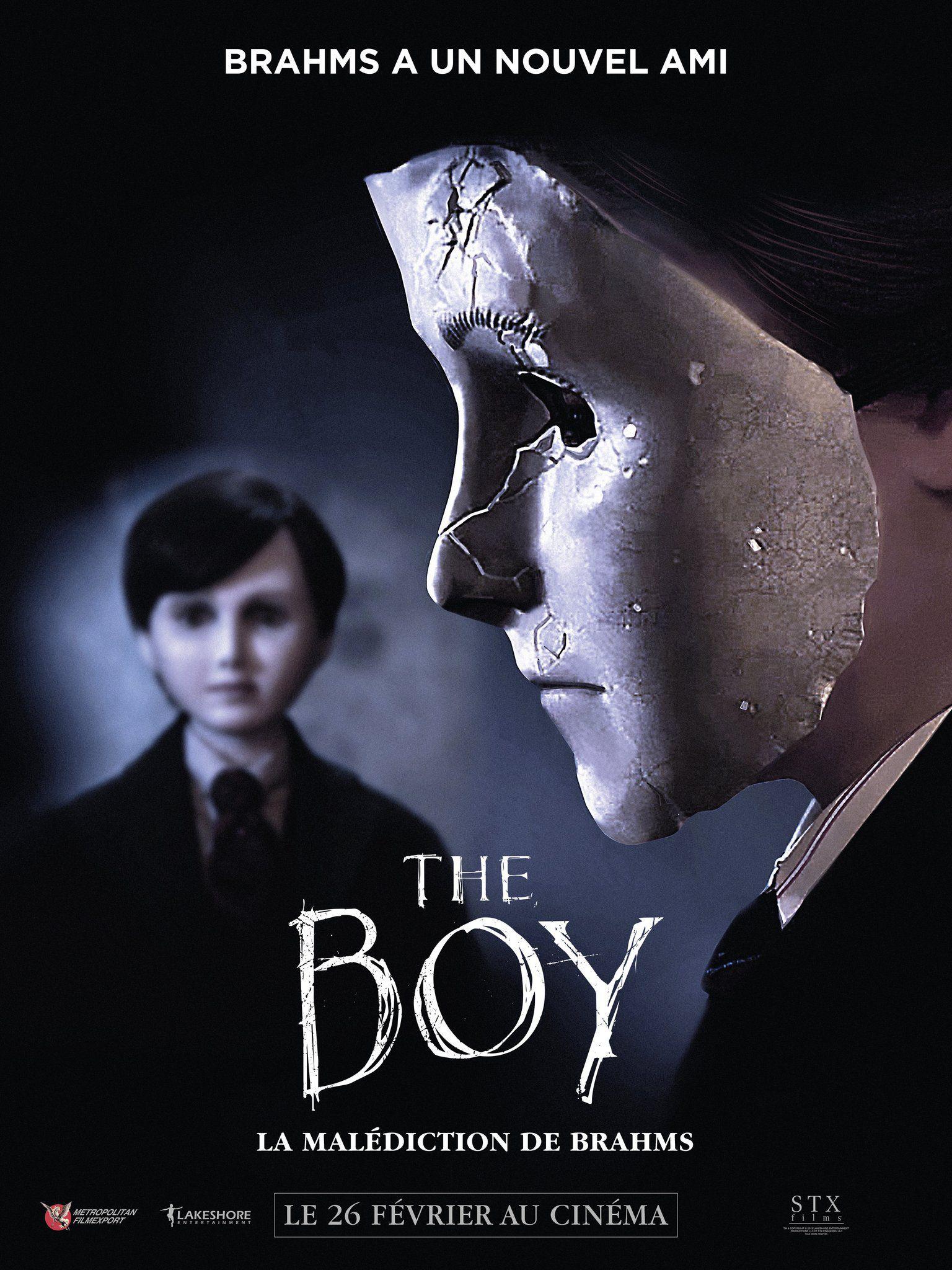The Boy : La malédiction de Brahms - Film (2020)