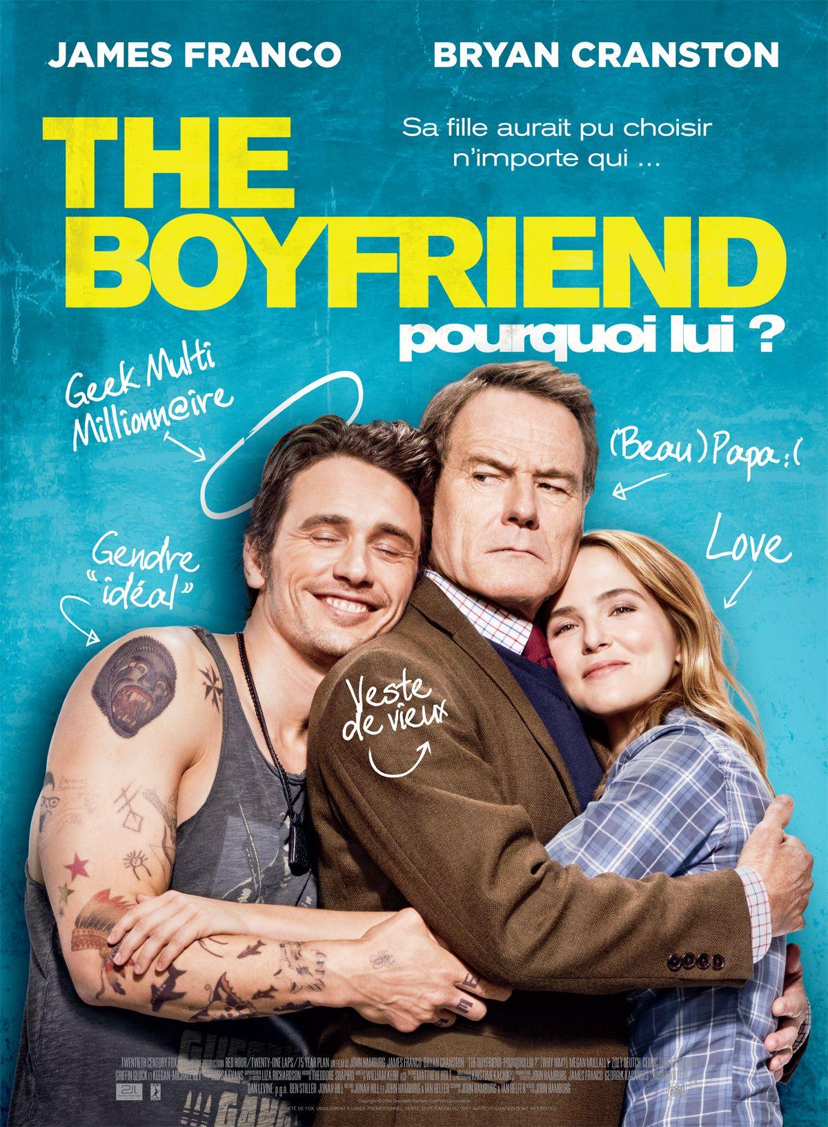The Boyfriend : Pourquoi lui ? - Film (2017)