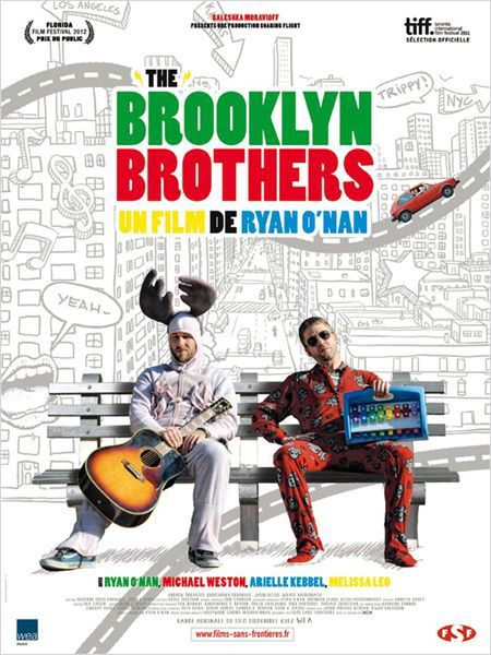The Brooklyn Brothers - Film (2012)