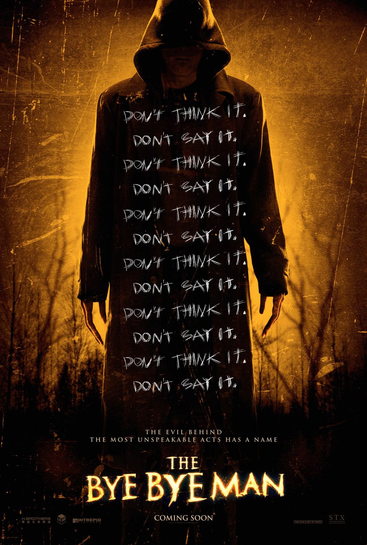 The Bye Bye Man - Film (2017)