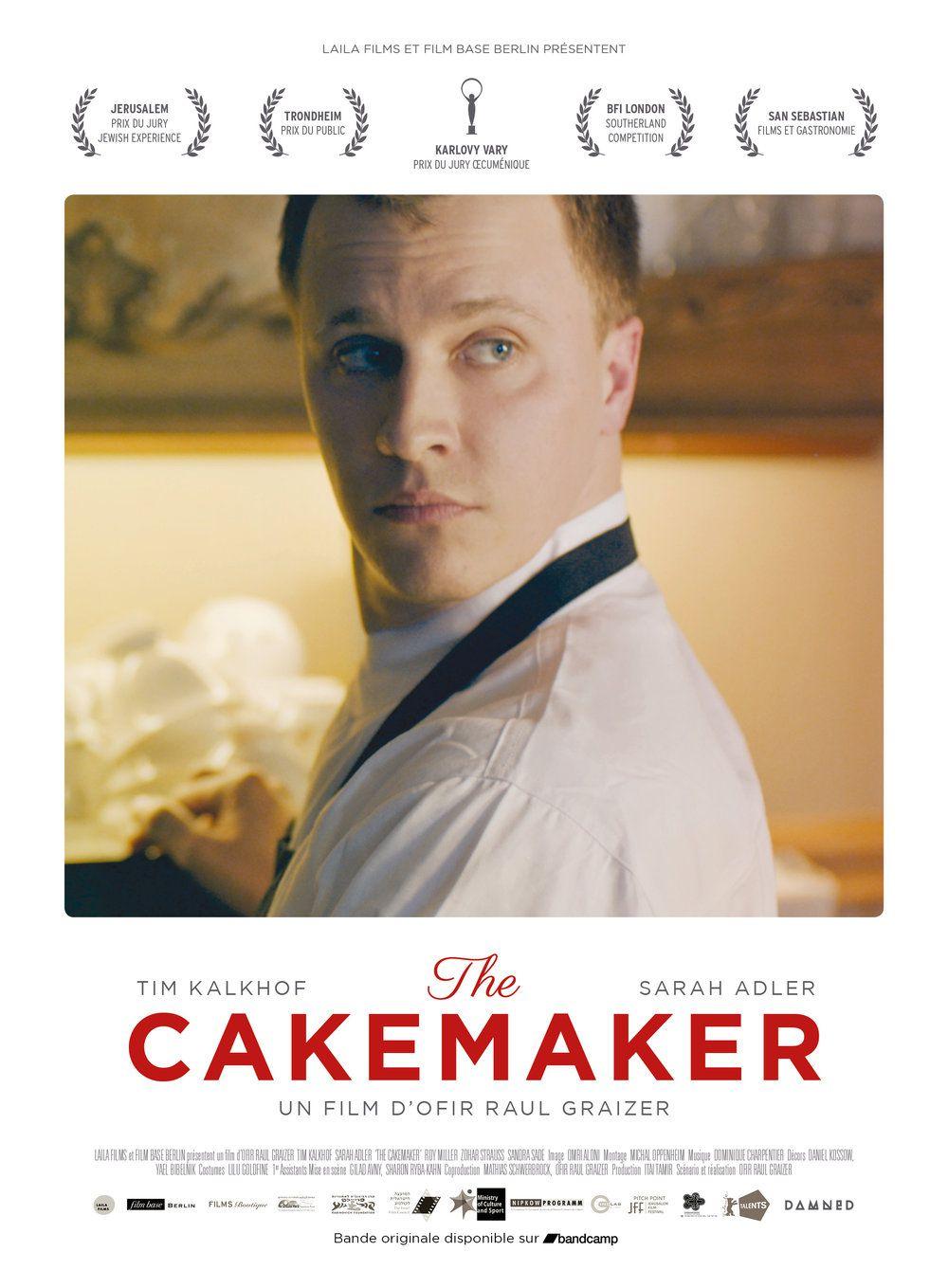 The Cakemaker - Film (2018)