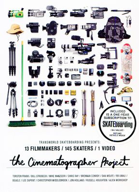 The Cinematographer Project - Documentaire (2012)