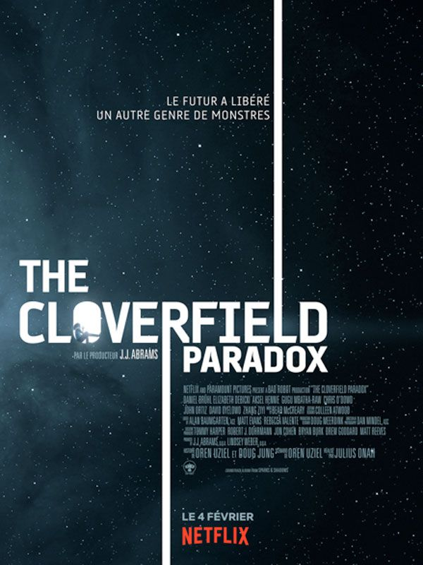The Cloverfield Paradox - Film (2018)