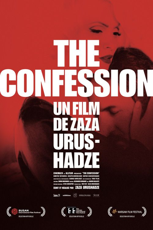 The Confession - Film (2018)