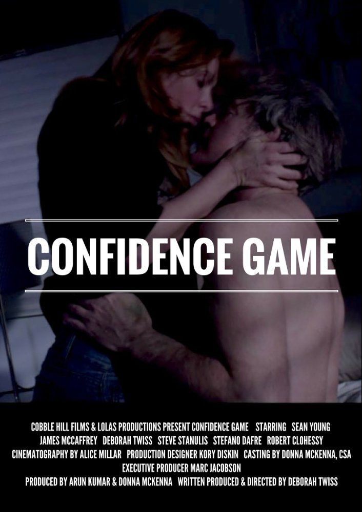 The Confidence Game - Film (2016)