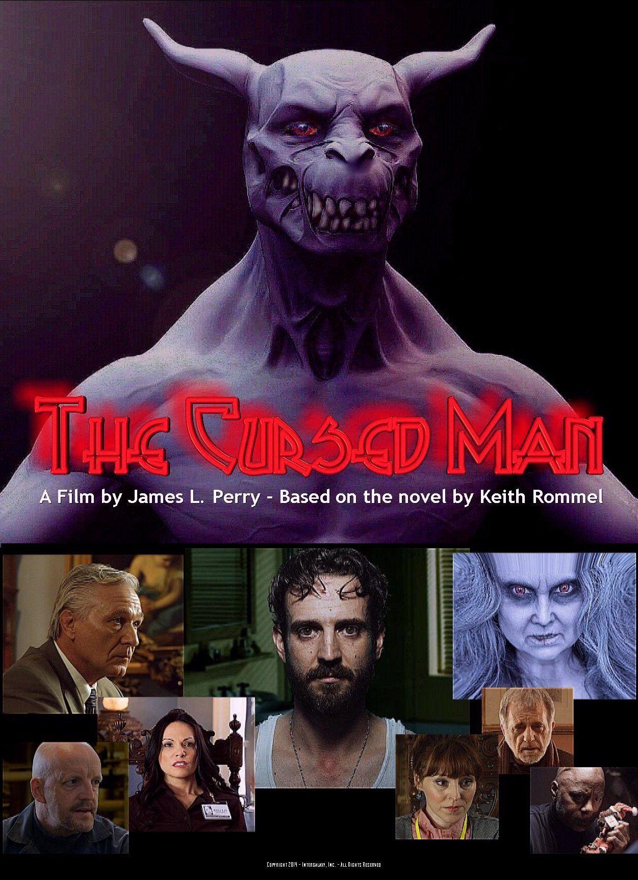 The Cursed Man - Film (2016)