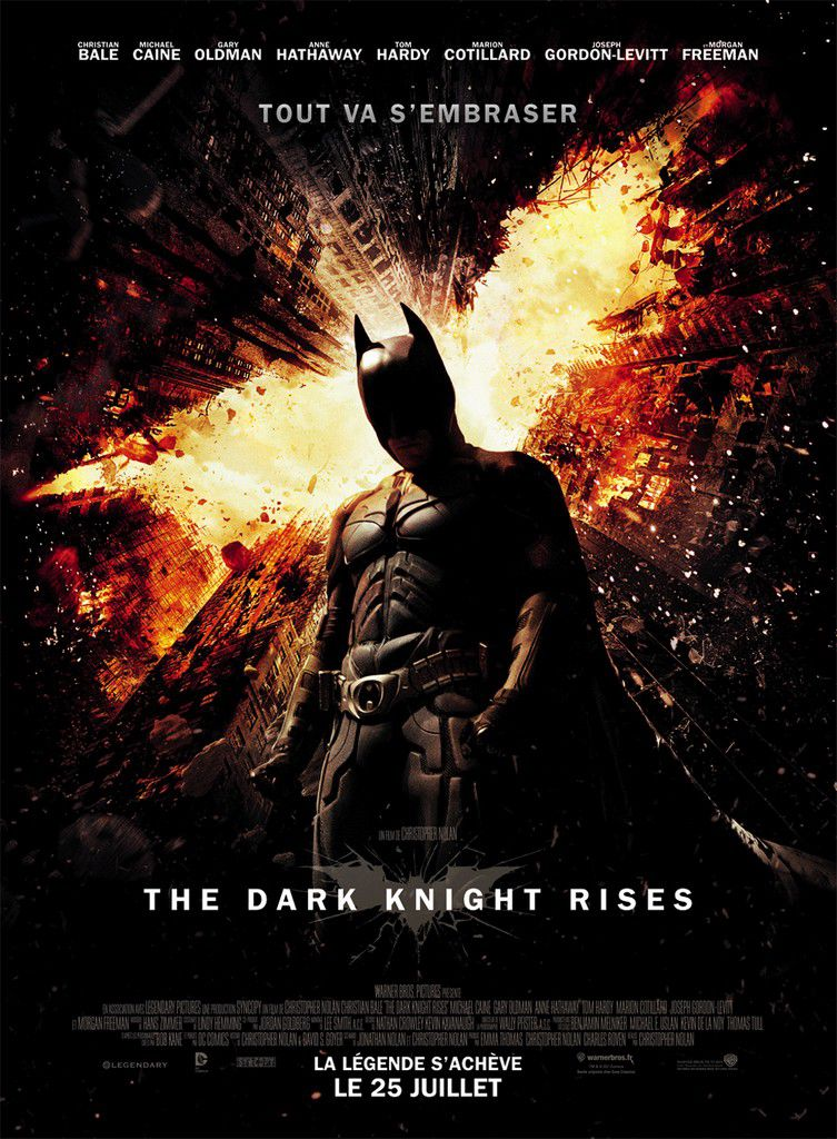 The Dark Knight Rises - Film (2012)