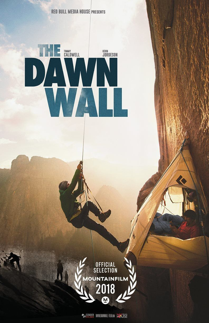 The Dawn Wall - Documentaire (2018)