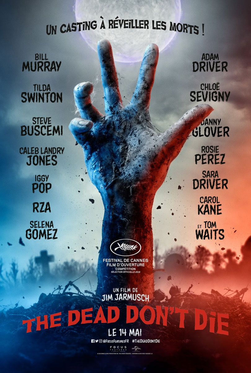 The Dead Don't Die - Film (2019)