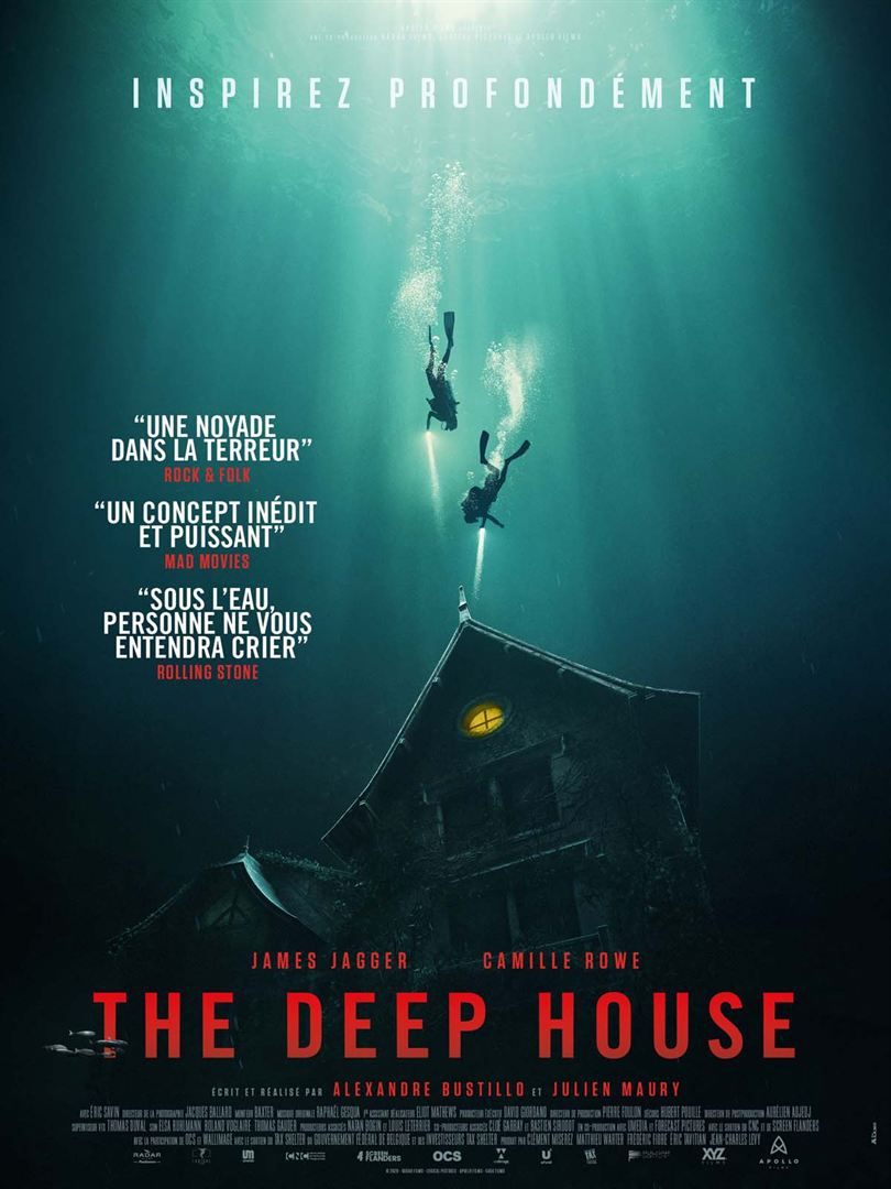 The Deep House - Film (2021)